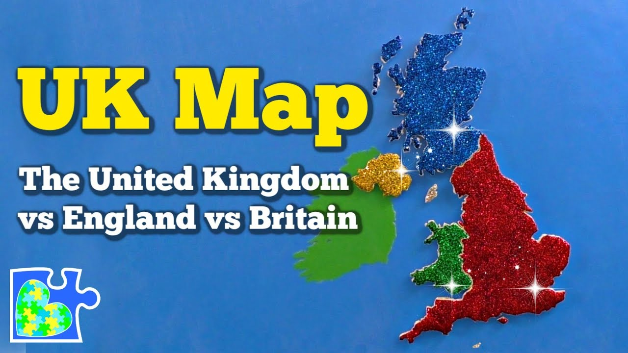 Map Of England And Britain.United Kingdom Map What S The Difference Between The Uk England And Great Britain
