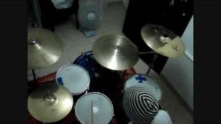 Great DJ - The ting tings (drum cover)