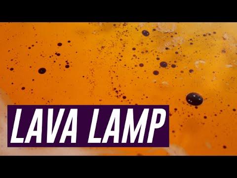 Lava Lamp Bath Bomb Awesome Lava Lamp Bath Bomb Review Demo Lush YouTube