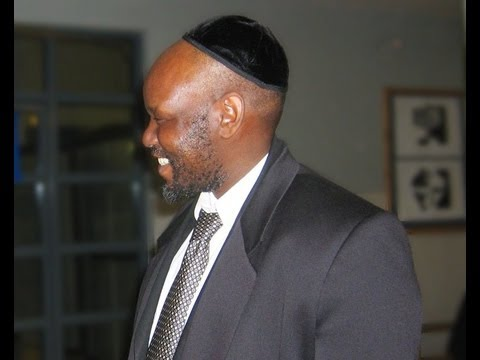 African Becomes Orthodox Rabbi - Conversion to Judaism