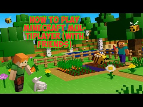 how-to-play-minecraft-multiplayer-(with-friends)