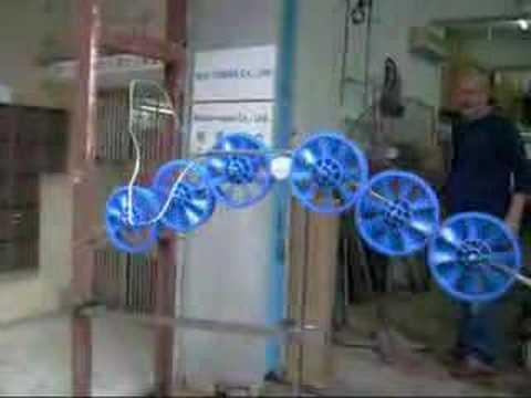 aero motorwind turbines