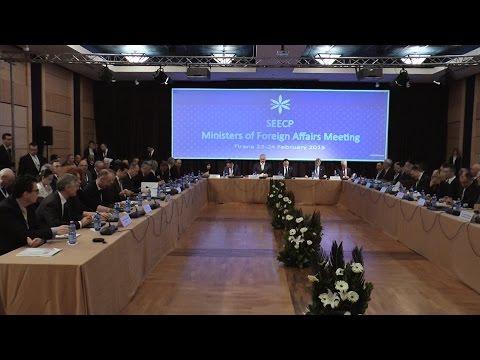 A1 Report - Samiti i SEECP në Tiranë, firmoset rezoluta kundër ISIS dhe terrorizmi