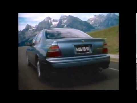 1993 Honda Accord CM