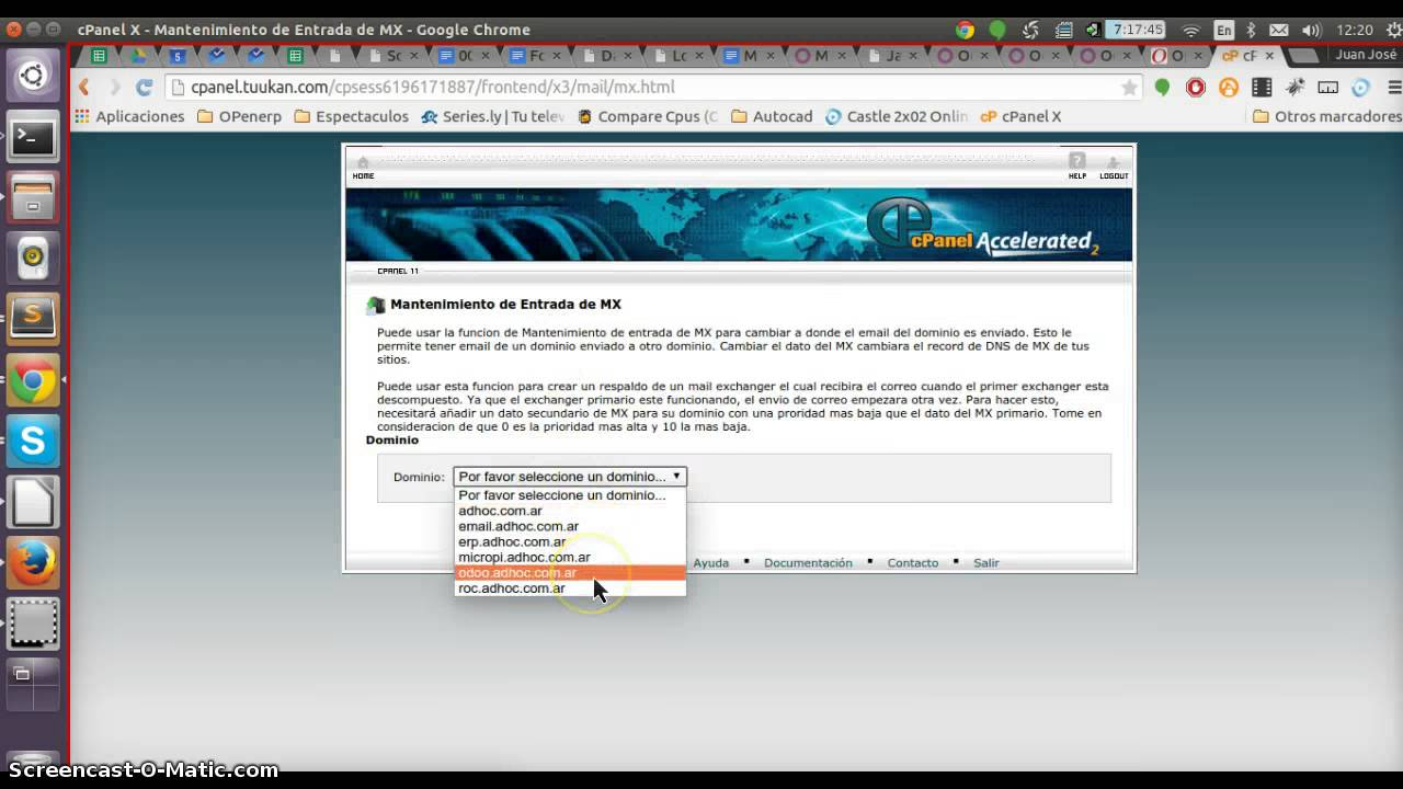 how to add wildcard dns in cpanel