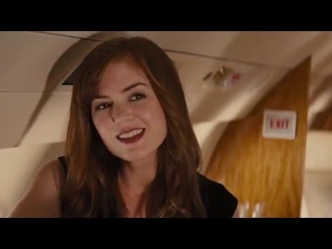 Now You See Me - Airplane Scene - Divulging Personal Info