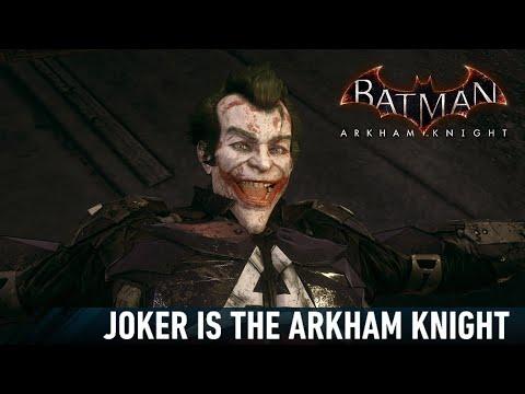 MESH; Batman; Arkham Knight; Joker Is The Arkham Knight |