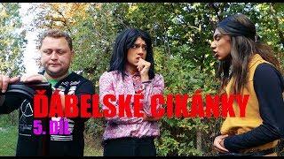 Seriál ĎÁBELSKÉ CIKÁNKY - 5. díl - Slunce, Seno...VRAŽDA!