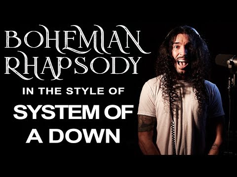 SHROOM - Bohemian Rhapsody In The Style Of System Of A Down [Video]