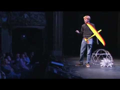 TEDxFlanders - Reinhart Paelinck -  Kite Wind Energy Researcher