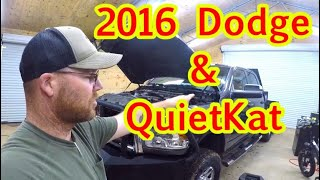 2016 DODGE TRUCK &amp THE QUIET KAT ELECTRIC BIKE at Hollis Farms