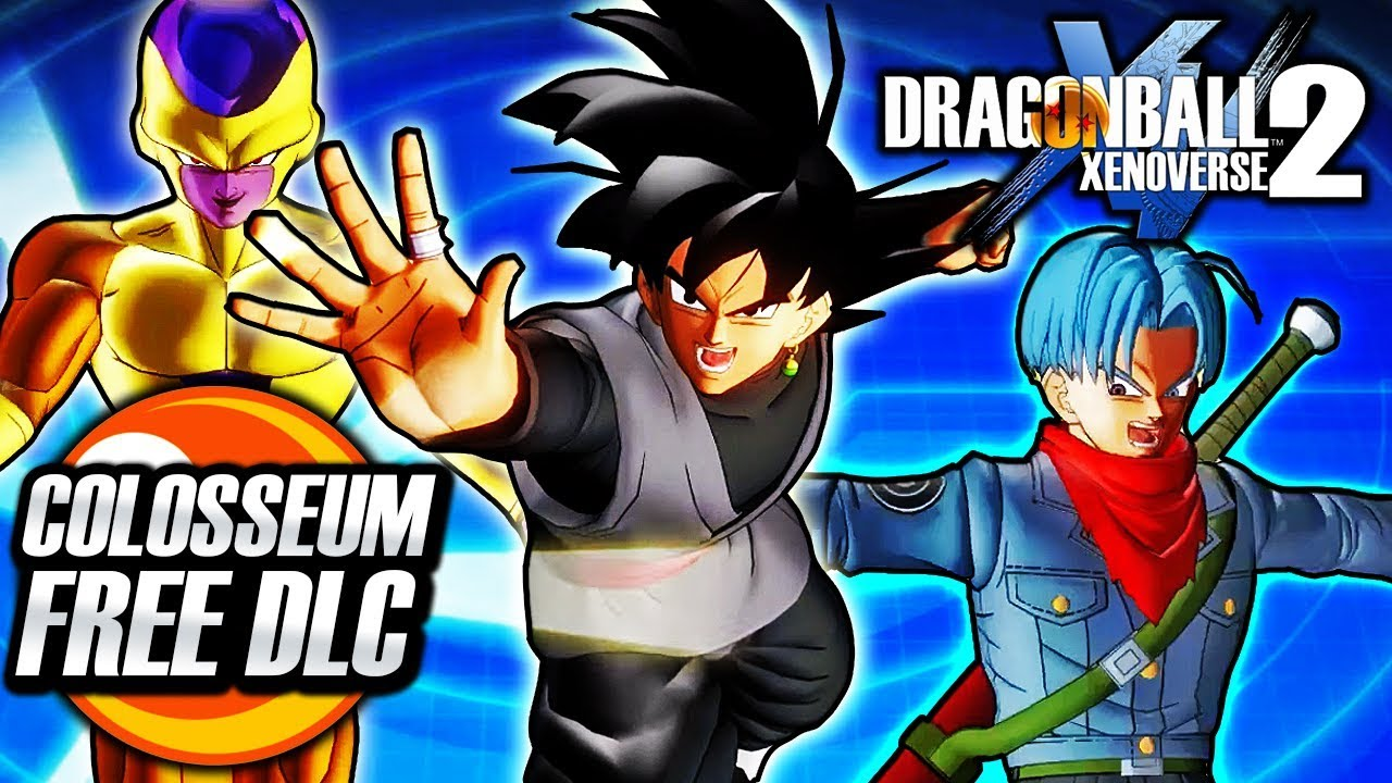 dragon ball xenoverse 2 free dlc