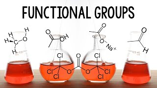 Intro to Functional Groups