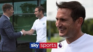 Frank Lampard excited to integrate young players into his Chelsea team | Exclusive Interview