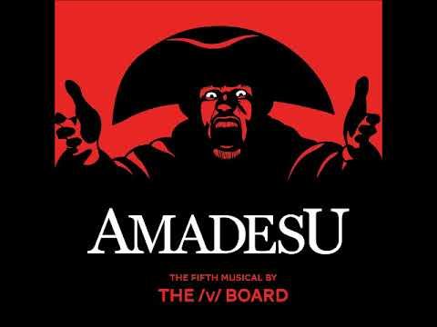 28 Mister Poole - Amadesu - /v/ the Musical V