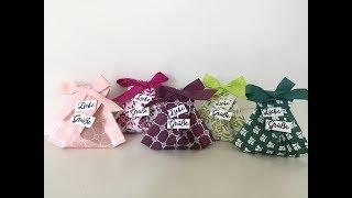 Tutorial Mini-Origami-Box