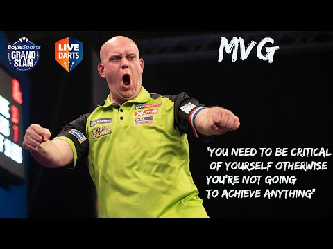 """MVG: """"You need to be critical of yourself otherwise you're not going to achieve anything"""""""