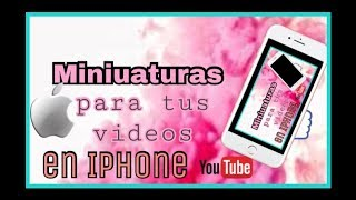 Hacer  miniaturas para tus videos en Youtube| andeli espinosa paz