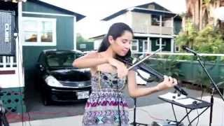 Just The Way You Are - Bruno Mars (Violin Cover by Kimberly McDonough)