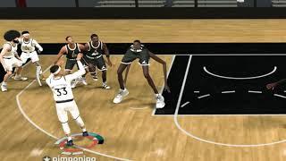 I ISO Bigfoot ON NBA 2K19 PC (CRAZY PC CHEATERS)