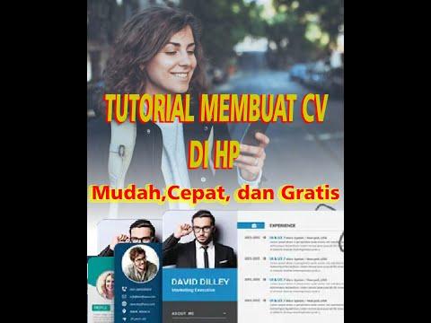 tutorial-membuat-cv(daftar-riwayat-hidup)di-hp