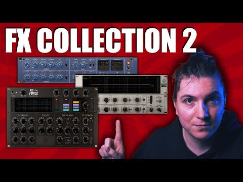 NEW! Arturia FX Collection 2 - Testing new FXs