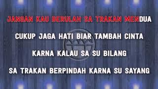 Near   Karna Su Sayang ft Dian Sorowea Karaoke Lirik Tanpa Vokal by GMusic