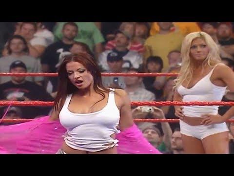 Torrie Wilson vs Candice Michelle