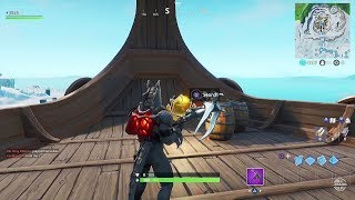 Fortnite Battle Royale - Staffel 8 Woche 9 Secret Battlestar Location Guide (Entdeckungsherausforderungen)