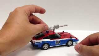 Transformers MP-19 Masterpiece SMOKESCREEN
