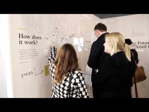 Wall interativo - narrativa através de interações brincalhonfáticas
