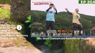 Running man ep 304-song jihyo so rude to kang gary