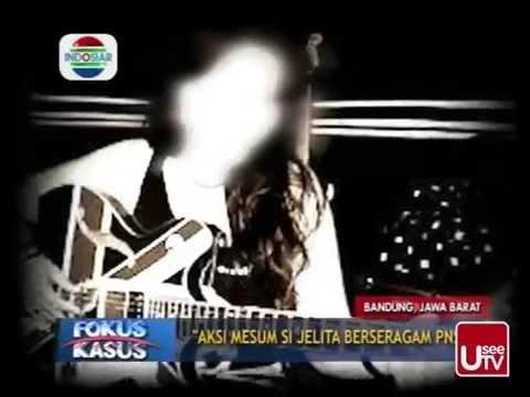 Kasus Foto Mesum Jelita Berseragam PNS Bandung