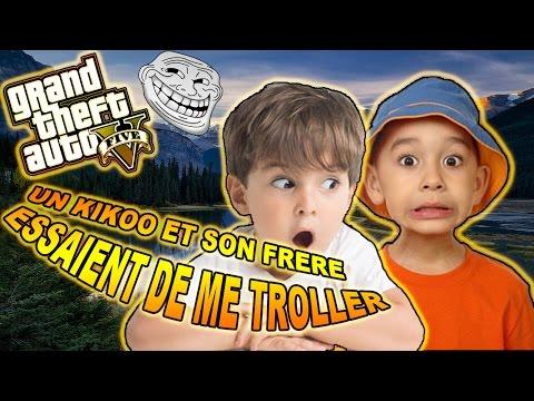 GTA5 - UN KIKOO ET SON FRERE ESSAIENT DE ME TROLLER XD