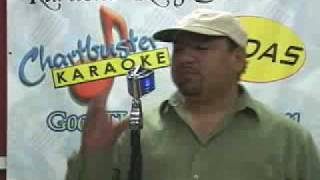 Karaoke King Show Live with Thomas singing God Bless The USA