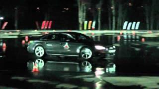 Audi A8 Quattro camp Moscow - ЯХРОМА. Ice Track 01