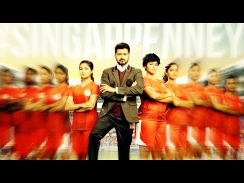 singapenney||whatsapp-status||bigil-first-song||arrahman