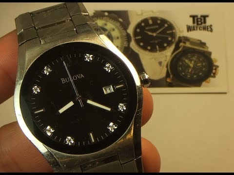 How To Change Battery On Bulova Watch Model Number C8671464 13537460