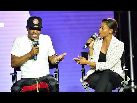 T.I & Candace Owens Have Heated Exchange at Revolt Summit | In The News