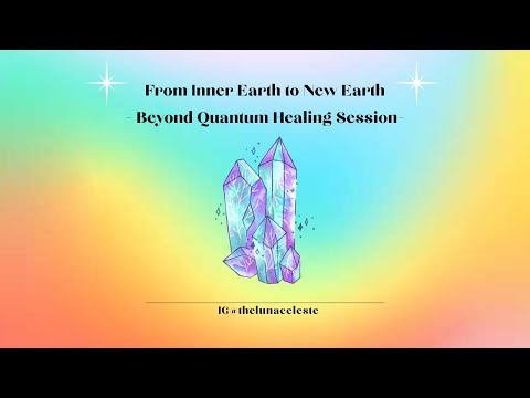 Download Inner Earth to New Earth BQH