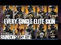 Elite Skin Squad: Wallet Warriors - Rainbow Six Siege