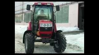 Малогабаритные трактора
