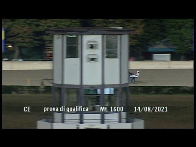 2021 08 14 | Metri 1600 | Prova di qualifica