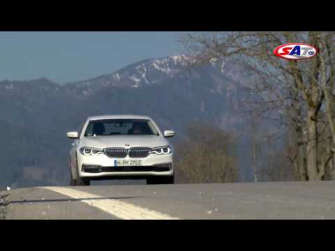 BMW Series 5 – First drive by SAT TV Show