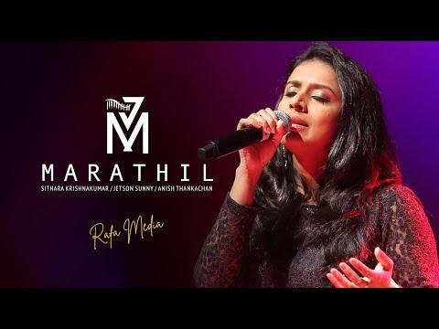Marathil thoongi | Sithara Krishnakumar | Jetson Sunny | Anish Thankachan | RAFA