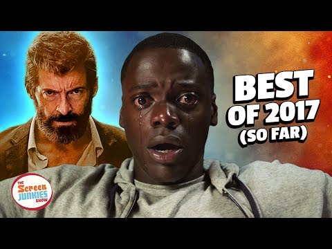 The Best Movies of 2017... So Far!
