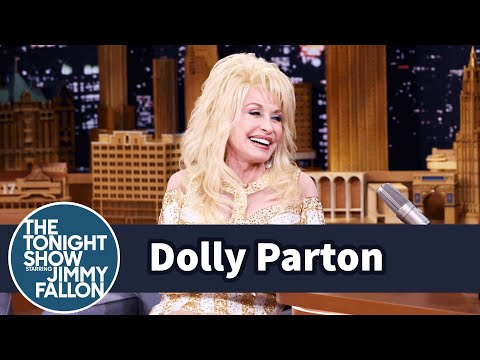 Dolly Parton Stole Her Style from the Town Trollop