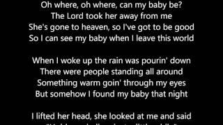 Pearl Jam - Last Kiss - Lyrics Scrolling