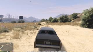 GTA 5 GTA 5 Порнуха в машине.