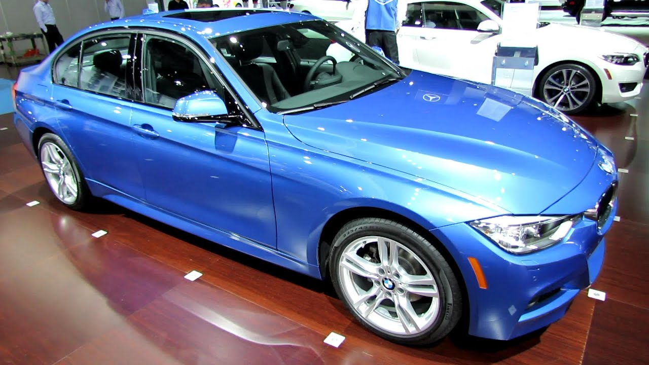 2015 bmw 328d xdrive diesel exterior and interior walkaround 2014 new york auto show youtube